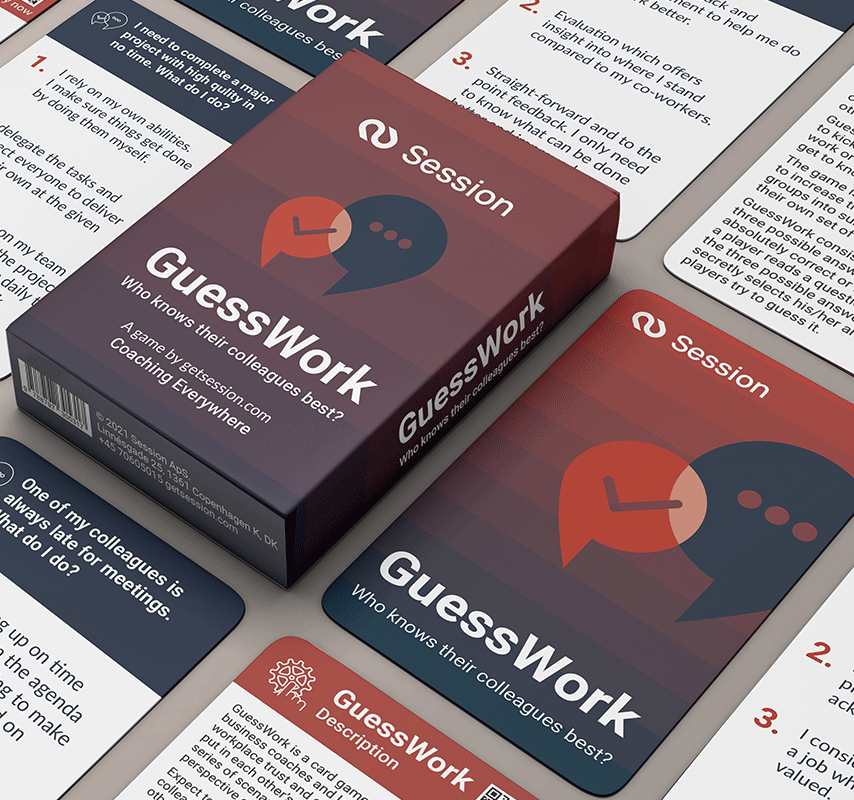 Session-cards